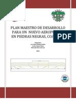 El Plan Maestro Completo Coahuila