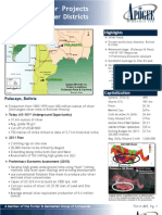 Modelo Geologico Pulacayo