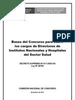 Bases Del Concurso Para Directores de Institutos Nacionales y Hospitales_vfinal_19[1].12.11