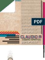 Portafolio Claudio R. Diseñador Gráfico