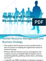 EDITED, OrIG- Staffing and Human Resource Management