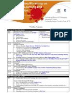 Draft Program of the Workshop - PBL-IPTHO - Ver 28April 2012