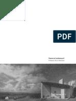 Théorie de l'architecture V