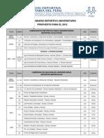 Calendario-FEDUP-Propuesto-2012