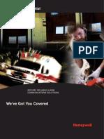 Honeywell Alarmnet Brochure