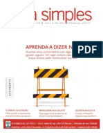 Revista Vida Simples Dez/2008, Tião Rocha