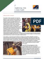 Case Study - India RCH II