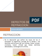 Defectos de Refraccion