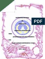 Artrogriposis Multiple Congenita Trabajo Final