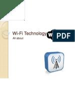Wi Fi Tecnology