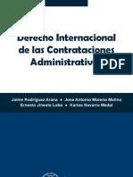 Derecho Internacional de Las Contrataciones Administrativas -