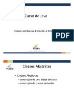 Classes Abstratas Exceções E Interfaces