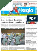 Edicion Viernes 08-06-2012 Cbo