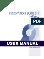 InnovationSuite3.1-UserManual