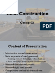 Road Construction- Slides