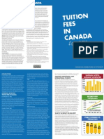 Factsheet 2011 TuitionFees En