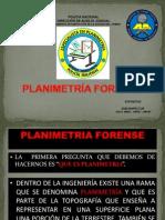 PRESENTACIÓN PLANIMETRÍA 2012