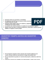 6,7. Plan de Empresa