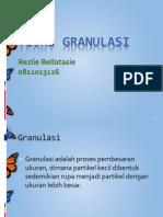 Teori Granulasi-Preformulasi