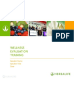 Wellness Evaluation Corp (ENG)