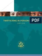 Trafficking in Persons Report 2008