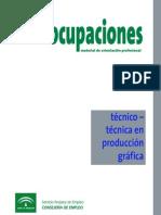 técnico – EN PRODUCCION GRAFICA
