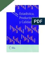 Estadistica Productividad Calidad