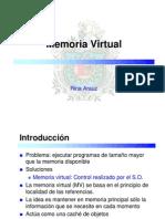 11 Memoria Virtual