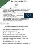 FSSAI Act