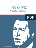 Hugo Chavez - A Test for U.S. Policy (pdf)