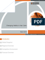 Changing Habits in Hair Care