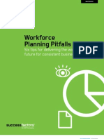 Workforce Planning - Pitfalls