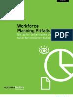 Workforce Planning - Pitfalls