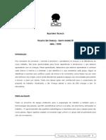 Relatório Técnico Ser Criança Santo André - Abr a Jul 2008