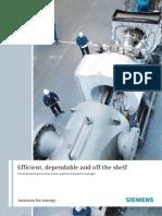 Siemens Compressor Package