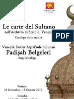 Le Carte Del Sultano