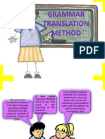 Grammar Translation Method Correcta