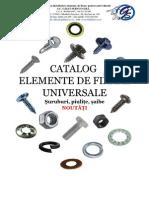 Catalog Noutati Suruburi, Piulite, Saibe