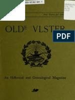 Olde Ulster History Jun 1910