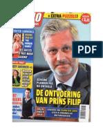 De strafste verhalen over prins Filip - Thierry Debels - Primo Magazine