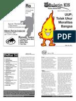 Buletin KIS Edisi 14 Komisariat PMII STAIN Jember