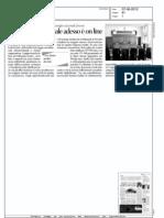 Corriere dell'Umbria - 7 giugno 2012