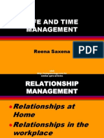 Life and Time Management for Women Managers