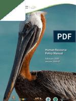 Human Resource Manual 2009 Dcna Netherland Antilles 0