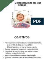 VALORACION Neno Enfermo