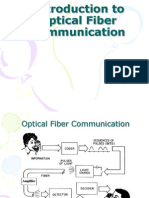 Introduction to Optical Fiber Communication