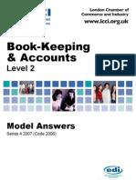 Book Keeping & Accounts/Series-4-2007(Code2006)