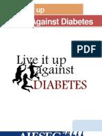Live It Up Against Diabetes Nb