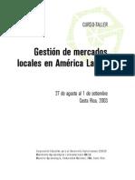 Gestion Mercados Locales