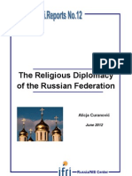 Religious Diplomacy of the Russian Federation